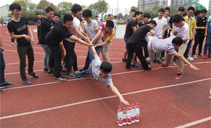 广州拓展项目之雷区取水
