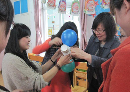 广州拓展项目之鸡蛋飞行器