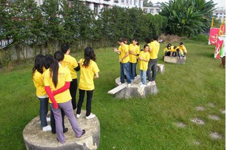广州拓展项目之孤岛求生